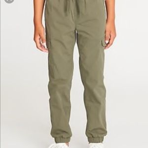 Other - Boys 5t cotton jogger khakis brand new never worn